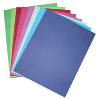Colourful Days Cardboard A4 Cool Assorted Colours Pk50