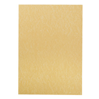 Colourful Days Parchment Paper 100gsm A4 Yellow 25pk