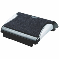 Aurora Adjustable Footrest - With Antislip Rubber Matt