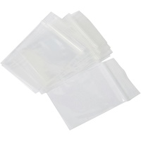 CUMBERLAND RESEALABLE BAG - Write On 125x205mm