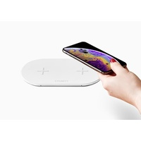 Cygnett TwoFold 20W Dual Wireless Charger
