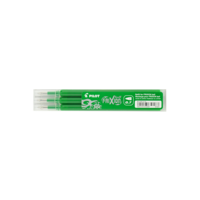 Pilot Frixion Retractable Pen Refill 0.7mm Green- 3s