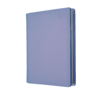 Debden Associate II Diary A5 Day to Page Light Blue 2021 Edition