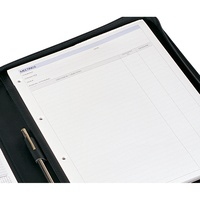 Debden A4 Portfolio Plus Meetings Notepad