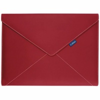 Debden Conference Ring Binder with Flap Close Red