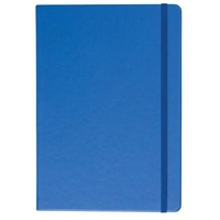 Collins Legacy A5 Feint Ruled Notebook Blue