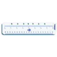 DayPlanner Personal Refill PR2008 Today Ruler