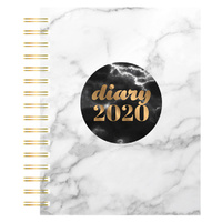 Collins Scandi Diary A5 Week To View Assorted 2020 Edition