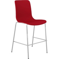 Dal Acti Bcl Low Bar Stool - Red