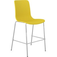 Dal Acti Bcl Low Bar Stool - Yellow