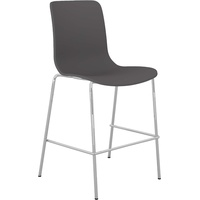 Dal Acti Bcl Low Bar Stool - Charcoal