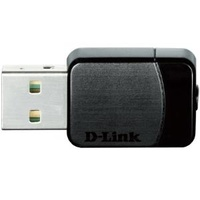 D-Link DWA-171 Wireless AC600 Dual Band USB Adapter
