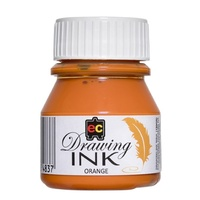 EC Drawing Ink I30OR 30ml Orange