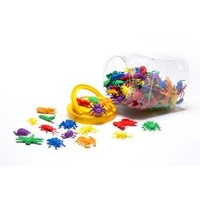 LEARNING CAN BE FUN - Garden Bug Counters Jar 144