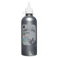 EC Liquicryl Paint 500ml Metallic Silver