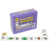LEARNING CAN BE FUN - Blending Consonants Dominoes