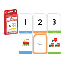 Learning Can Be Fun Flashcards Numbers 0-30