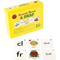 LEARNING CAN BE FUN - Sound Read Snap