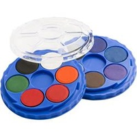 EC Stack Twist Water Colour Set 12 Disc