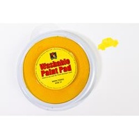 EC Paint Stamper Pad 160mm Yellow