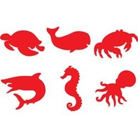EC Paint Stamper Sea Life Set 6