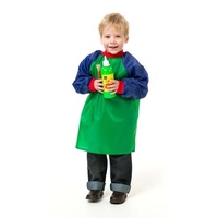 EC Art Smock Toddler Years 2 - 4 Blue / Green
