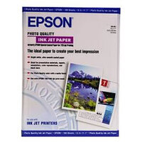 Epson S041068 Photo Quality Paper A3 100 Sheets