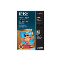 Epson Glossy Photo Paper 4 X 6 200gsm 50 Sheets S042547