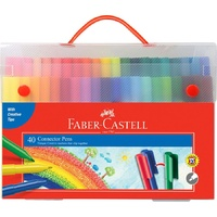 Faber-Castell Connector Markers 40s Case with Colour Wheel