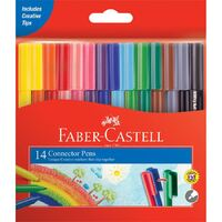 Faber-Castell Connector Markers 14s