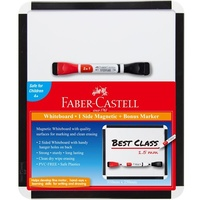 Faber-Castell Magnetic Whiteboard with Marker