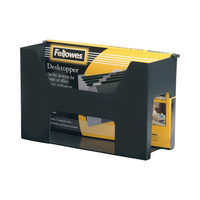 Fellowes Desktopper Black