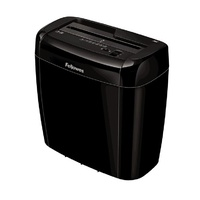 Fellowes 36C Shredder Cross Cut 6 Sheet Capcity With 12Ltr Bin