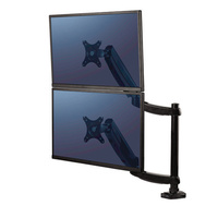 Fellowes Platinum Series Dual Stacking Monitor Arm