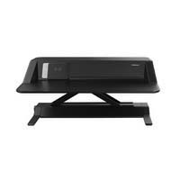 Fellowes Lotus DX Sit Stand Workstation Black