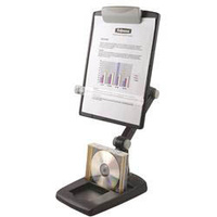 Fellowes Flex Arm Copyholder With Weighted Base