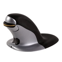 Fellowes Penguin Ambidextrous Vertical Mouse Wireless Large