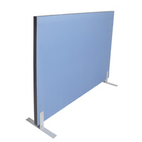Rapidline Free Standing Acoustic Screen 1800W X 1800H - Blue
