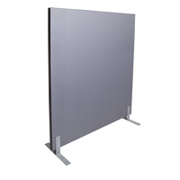 Rapidline Free Standing Acoustic Screen 1800W X 1800H - Grey