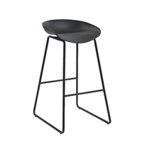 Aries Stool Black