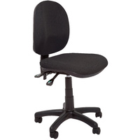 ET20 Budget Medium Back Operator Chair Black