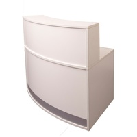 Rapidline Reception Counter - Modular Full Height Component