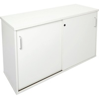 Rapid Span Credenza Lockable 1200mm White