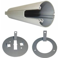 RAPID POWER POLE - 3.3m Ceiling Cover Plate