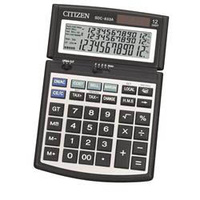Citizen SDC833A Desktop Calculator
