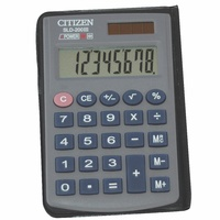 Citizen SLD200III Pocket Calculator