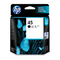 Hp 45 Black Ink Cartridge 51645AA
