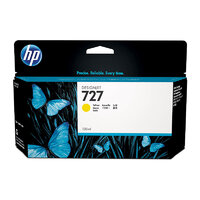 Hp 727 130ml Yell Ink B3P21A