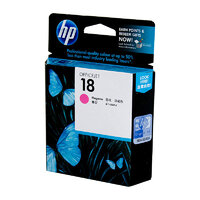 Hp 18 Magenta Ink Cartridge C4938A