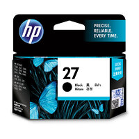 Hp 27 Black Ink Cartridge C8727AA